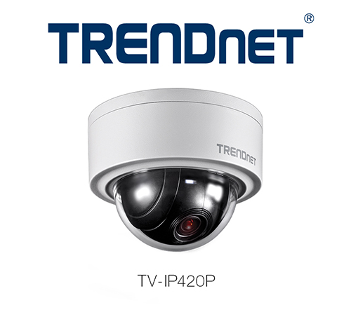 Trendnet Announces Hd Surveillance Camera With Remote