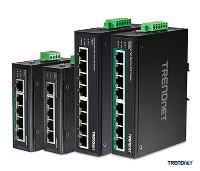 Industrial Fast Ethernet Switches