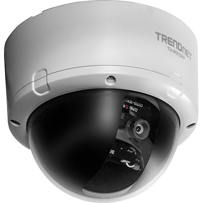 Trendnet products tv ip252p poe dome network camera for Camera it web tv