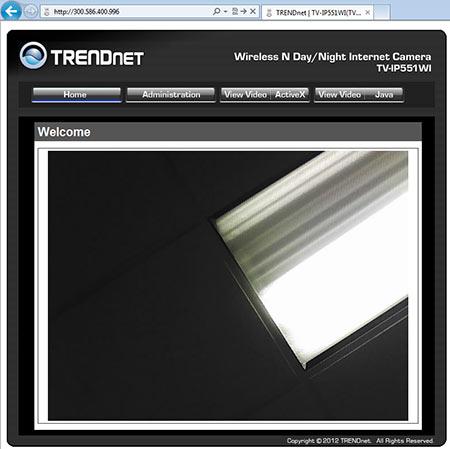 TRENDnet | Support | FAQ | TV-IP422W