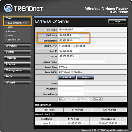 trendnet support faq tv ip672wi how to setup the internet camera for remote viewing over. Black Bedroom Furniture Sets. Home Design Ideas
