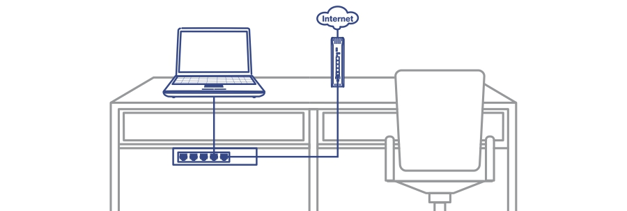 5-Port Gigabit GREENnet Switch - Unmanaged Switch - TRENDnet