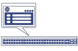 52-Port Gigabit Web Smart Switch
