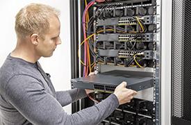 24-Port Gigabit Managed Layer 2 Switch
