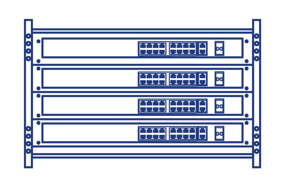 18-Port Gigabit High Power PoE+ Switch