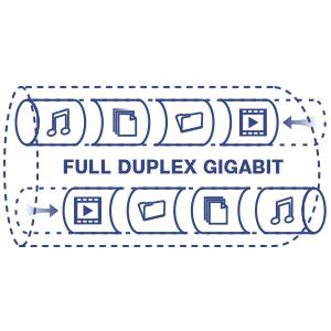 6-Port Gigabit PoE+ Switch