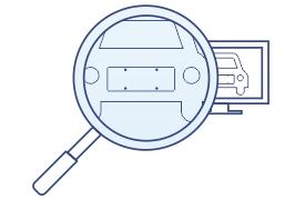Camera bán cầu lắp đặt ngoài trời/trong nhà, loại PTZ Speed Dome - TV-IP440PI