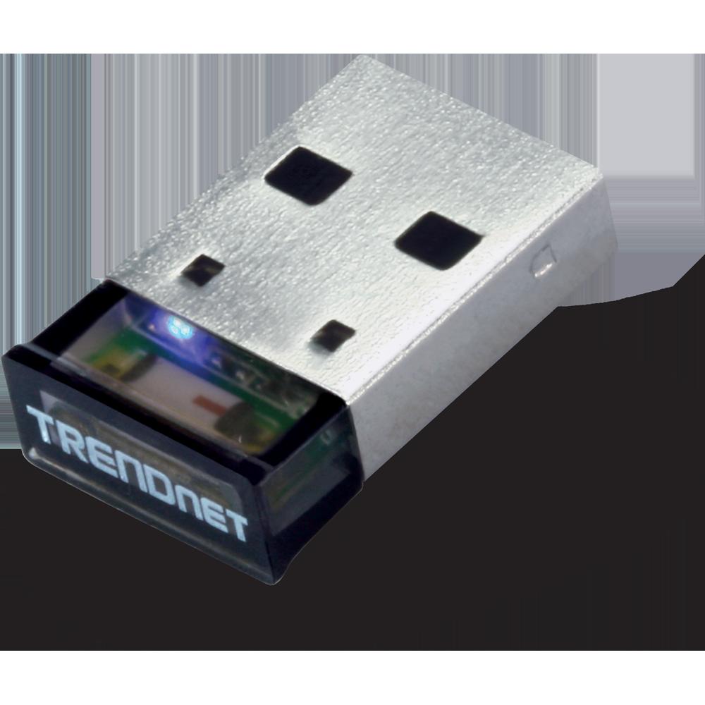 Micro Bluetooth® USB Adapter - TRENDnet TBW-106UB
