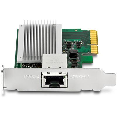 10 Gigabit PCIe Network Adapter - TRENDnet TEG-10GECTX