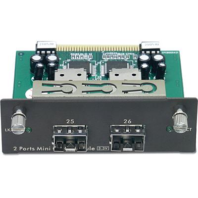 2 Port Gigabit Mini Gbic Module Trendnet Teg S3m2mg