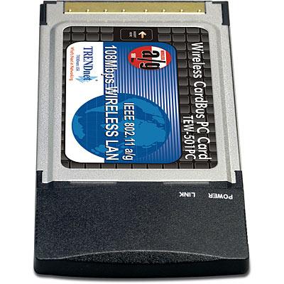 Drivers 802.11a/g Wireless LAN CardBus
