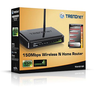 firmware trendnet tew-651br