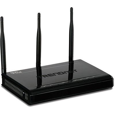 Wireless-N450 Gigabit-Router - TRENDnet TEW-691GR