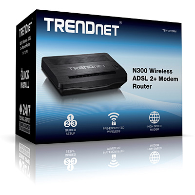 TRENDNET TEW-722BRM ROUTER DRIVERS PC