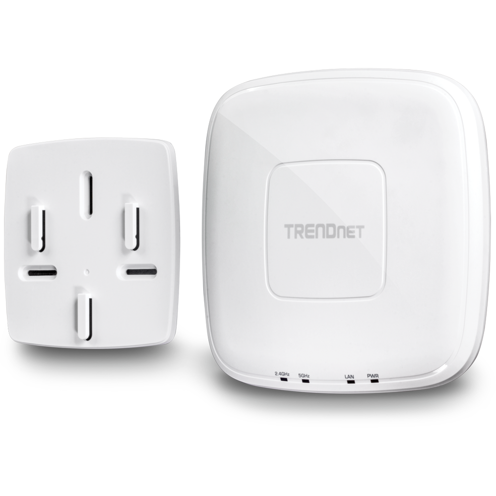 AC1750 Dual Band PoE Access Point - Indoor Access Point - TRENDnet