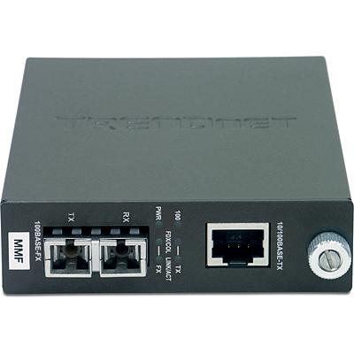 100base Tx To 100base Fx Multi Mode Sc Fiber Converter