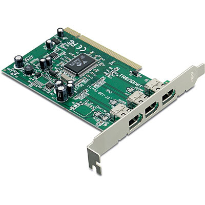 Firewire Pci Adapter