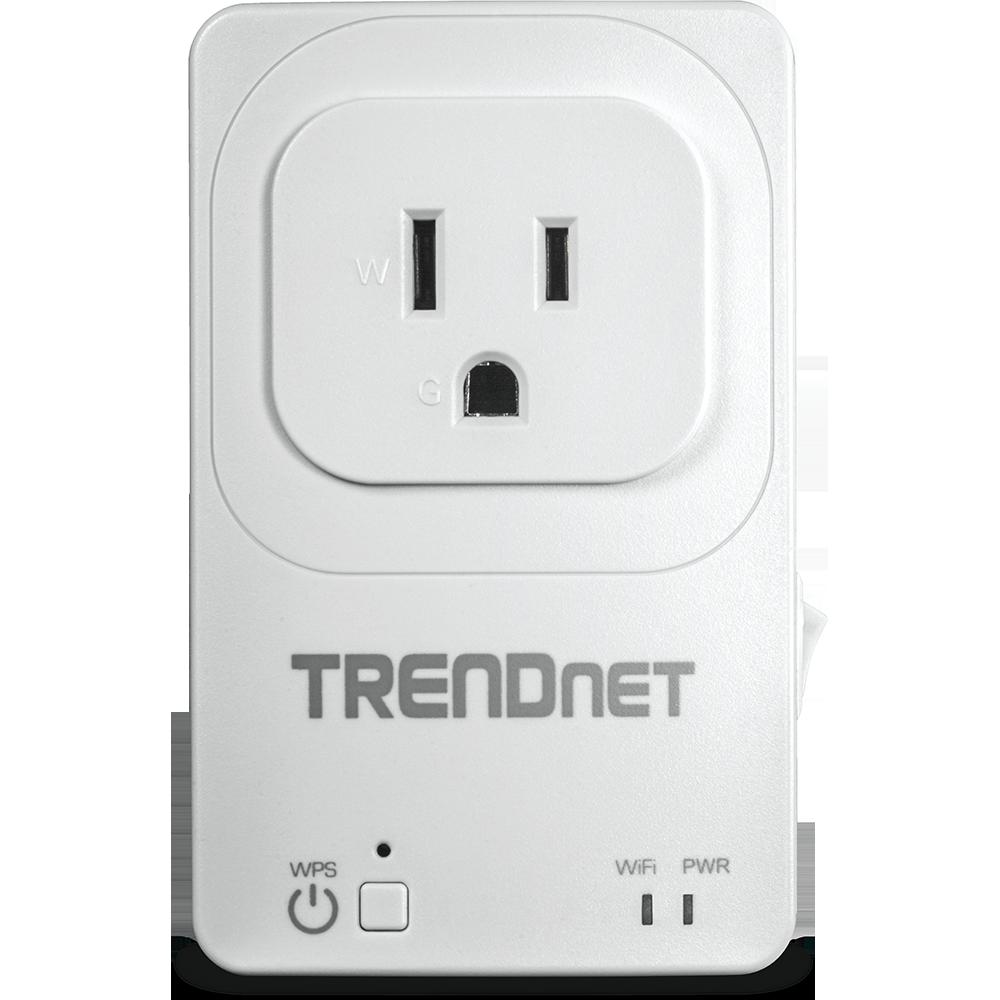 Home Smart Switch Mit Wireless Extender Trendnet Tha 101