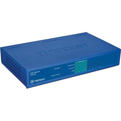 Коммутатор Trendnet TE100-S24D 24-портовый коммутатор 10/100 Мбит/с