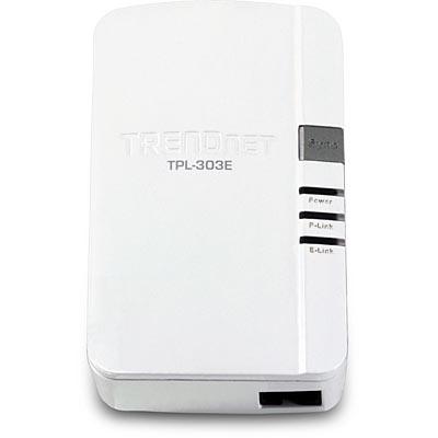 Powerline 200 AV Adapter - TRENDnet TPL-303E