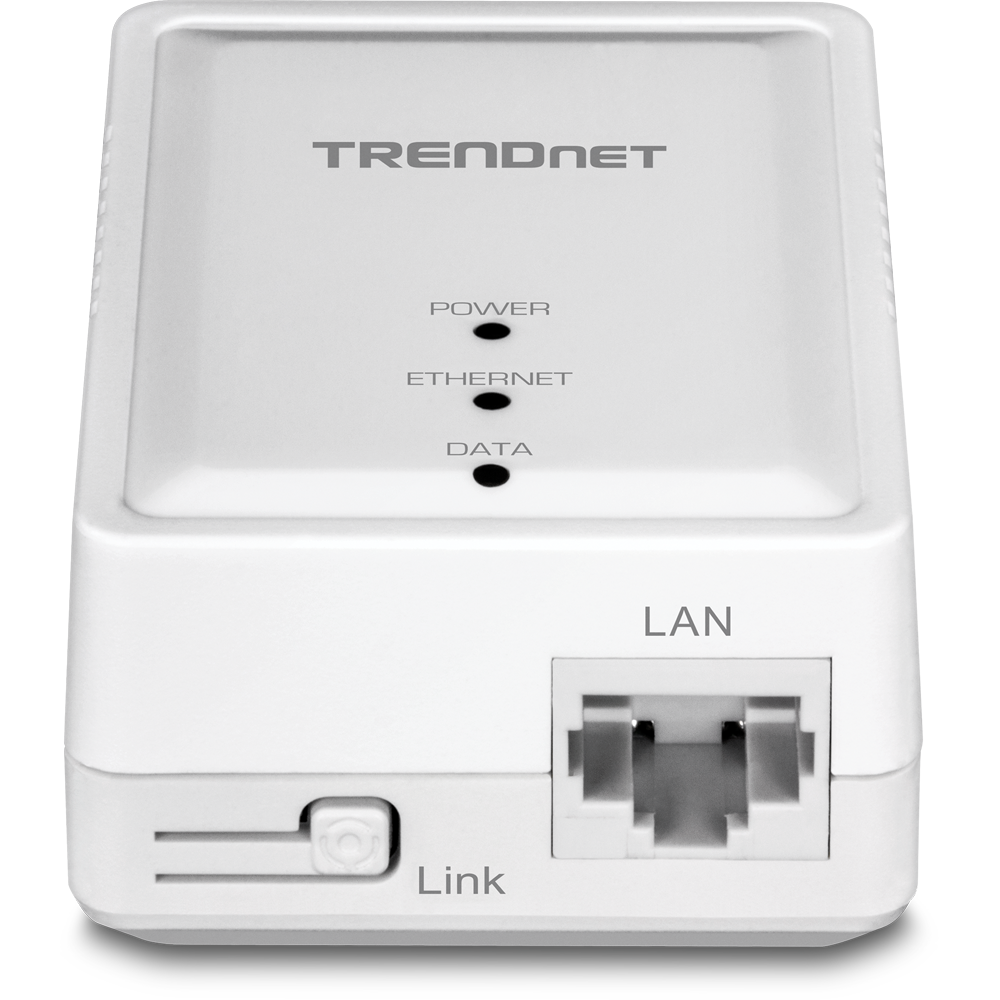 Powerline 500 AV Nano Adapter - TRENDnet TPL-406E