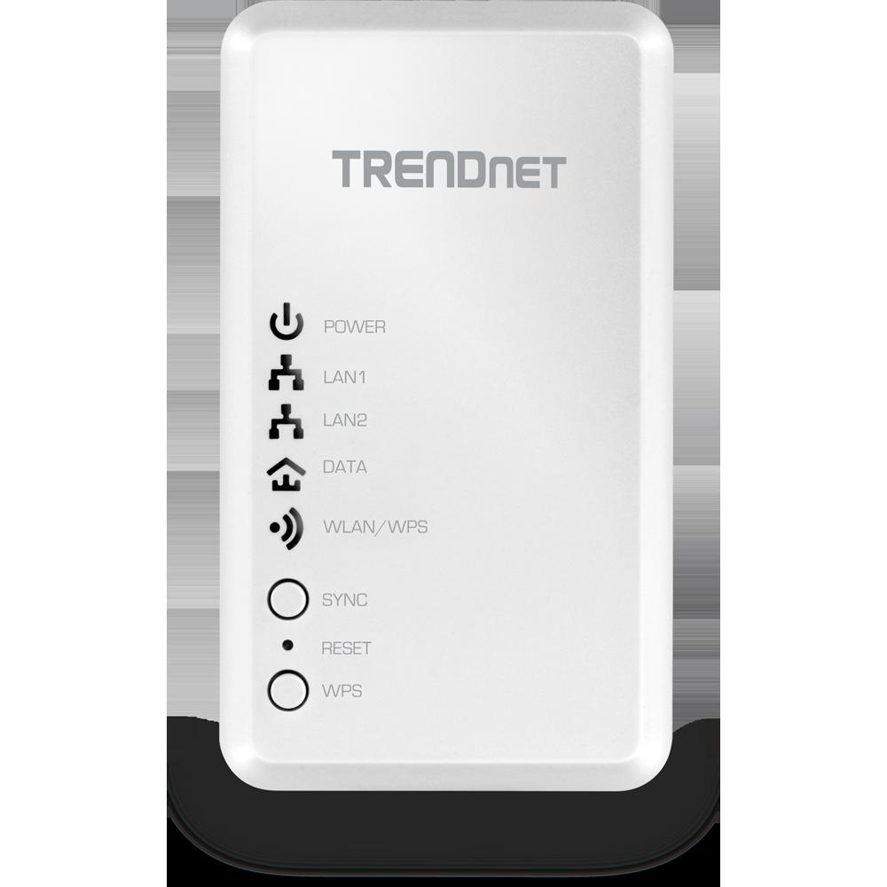 0580c60f866 WiFi Everywhere™ Powerline 500 Kit - TRENDnet TPL-410APK