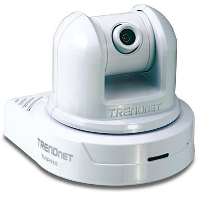 Securview Pan Tilt Zoom Network Camera Trendnet Tv Ip410