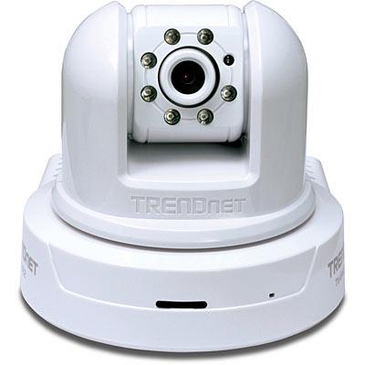 Securview Wireless Day Night Pan Tilt Zoom Network Camera