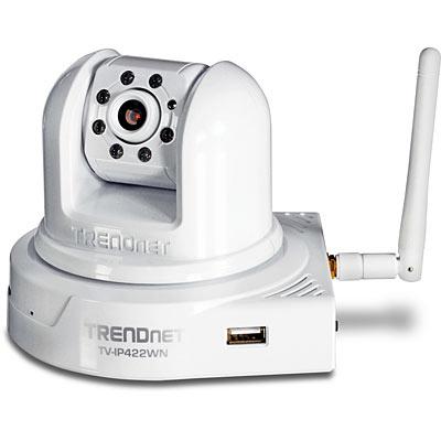 SecurView Wireless N Day/Night Pan/Tilt/Zoom Network Camera