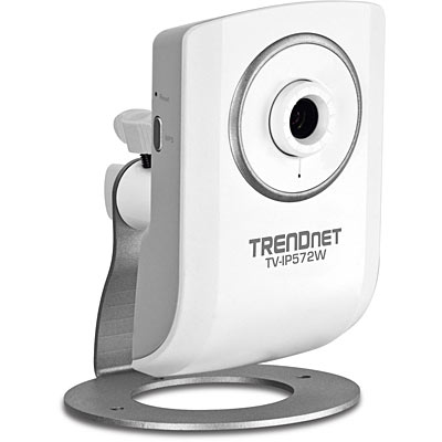 Megapixel hd wireless n internet camera trendnet tv ip572w for Camera it web tv