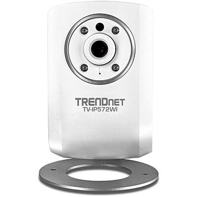Megapixel HD Wireless N Day/Night Internet Camera - TRENDnet TV-IP572WI