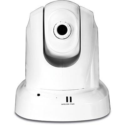 Wireless PTZ Network Camera - TRENDnet TV-IP651W
