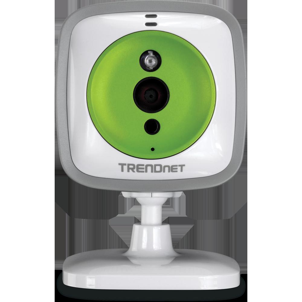 WiFi Baby Cam - Baby Camera - TRENDnet TV-IP743SIC